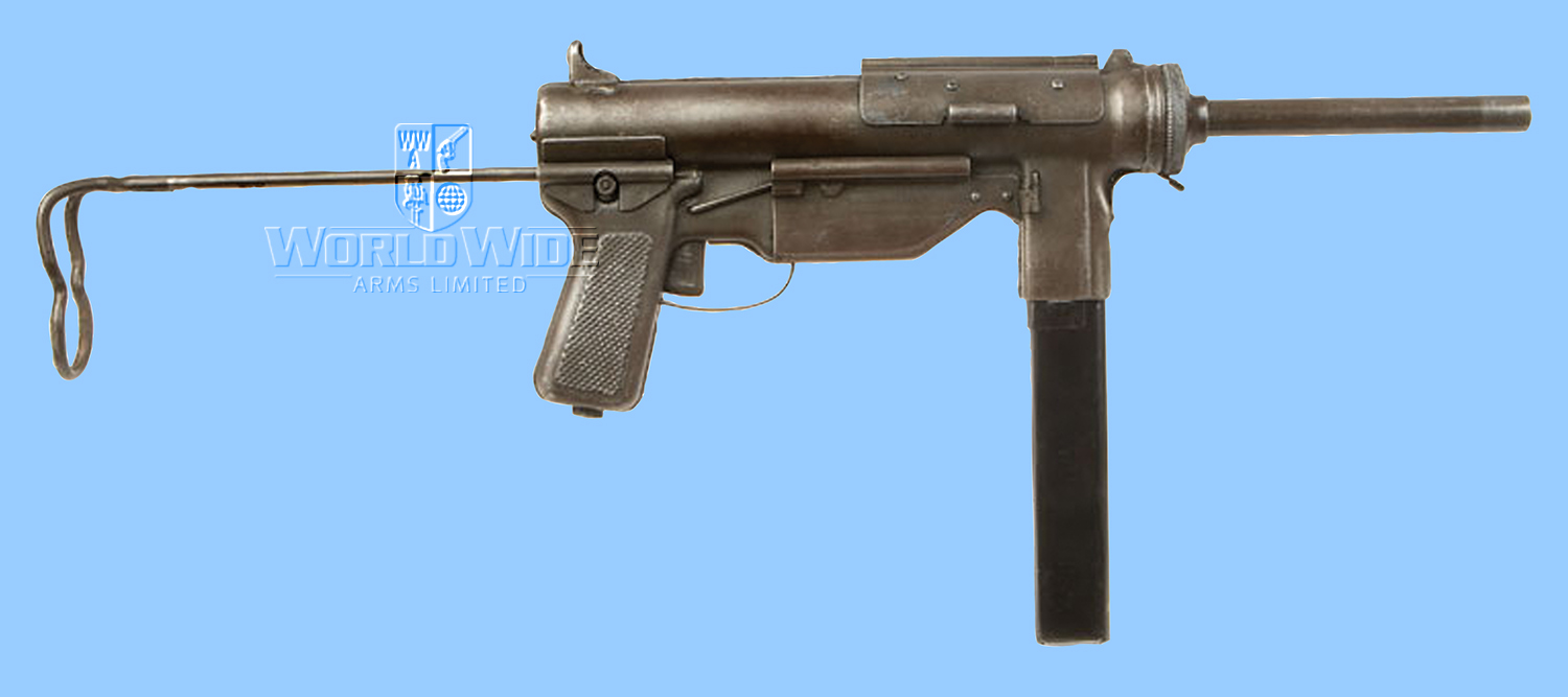 DA308 American Grease Gun - World Wide Arms